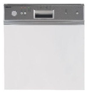 Dishwasher BEKO DSN 2532 X Characteristics, Photo