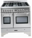 Fratelli Onofri RC 192.50 FEMW PE TC RD Kitchen Stove, type of oven: electric, type of hob: gas