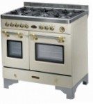 Fratelli Onofri RC 192.50 FEMW TC Bl Kitchen Stove, type of oven: electric, type of hob: gas