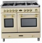 Fratelli Onofri RC 192.60 FEMW TC Bl Kitchen Stove, type of oven: electric, type of hob: gas