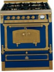 Restart ELG103 Blue Kitchen Stove, type of oven: electric, type of hob: gas