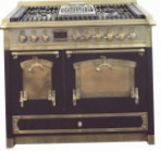 Restart REG100 Kitchen Stove, type of oven: electric, type of hob: gas
