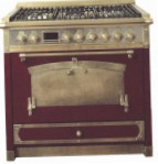 Restart REG90 Kitchen Stove, type of oven: electric, type of hob: gas