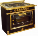Restart RGB110 Kitchen Stove, type of oven: electric, type of hob: gas