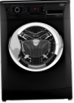 BEKO WMB 71443 PTEB Washing Machine freestanding, removable cover for embedding front